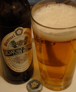 Sam Smith Organic Lager