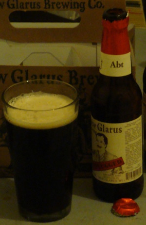 New Glarus Abt