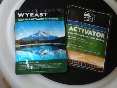 New Wyeast Smack Pack