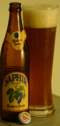 Mahr's Saphir Weiss