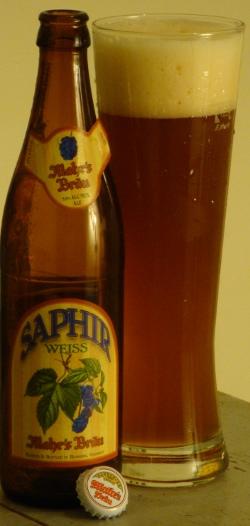 Mahr's Saphir Weiss