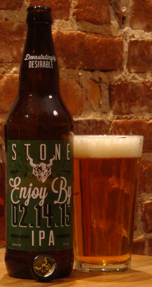 Stone Enjoy By 02.14.15