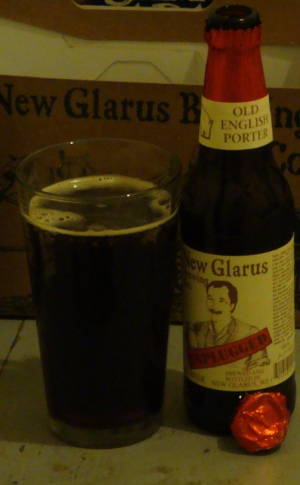 New Glarus Old English Porter