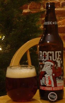 Rogue Santa's Private Reserve Ale